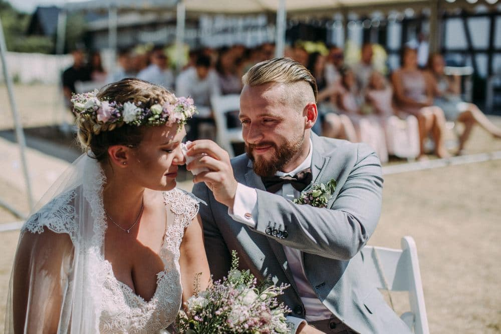 Freie Trauung by Grant Hochzeit