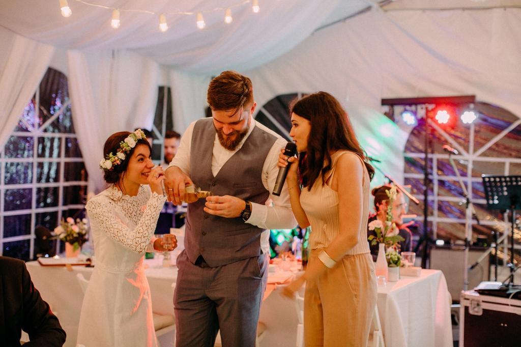 Elnora Grant Hochzeit